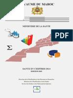 Sante en Chiffres 2014 Edition 2015