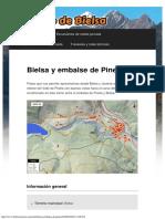 Bielsa y Embalse de Pineta _ Turismo de Bielsa