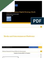 Manatt-Vorhaus Digital Strategy Study Goldman Sachs