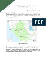 Analisis de La Ceramica Tardia en El Huarco