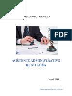 Manual de Asistente de Notaría (1)