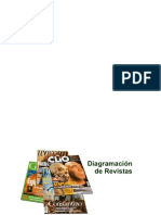 Diagramación de Revistas