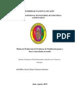 Informe de Prácticas de Panificación Rectificado