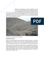 315824473 Ecosistemas Habitats Flora y Fauna de Cieneguilla