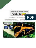 Investigacion de Mercados Expreso Lobato