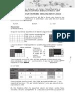 Examen Resuelto de Razon Matem
