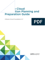 VMware Cloud Foundation Planning and Preparation Guide