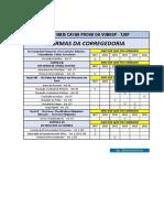 Cópia de Tabela de Matérias Mais Cobradas - Normas Da Corregedoria