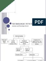Neurologic Function