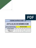 Cópia de TABELA DE MATÉRIAS MAIS COBRADAS - LEI Nº 12.153, DE 22 DE DEZEMBRO DE 2009.pdf