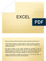 Clase 3 Excel
