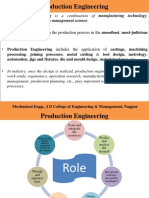 1 Production Engineering