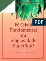 Fé Cristã Fundamental