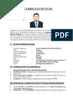 CV Kevin 2019