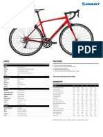 Giant Bicycles Bike 660