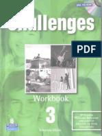 1challenges 3 Workbook