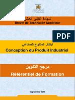 Conception Du Produit Industriel