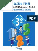 Evaluación FINAL   Taller Nivelación SIMCE Matemática 3°.pdf