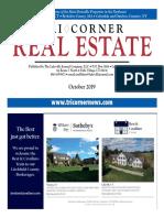TriCorner Real Estate - October 2019