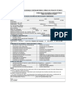 Formulário 01 AVCB