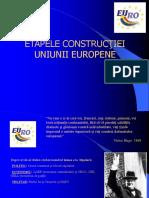 CURS 1 Istoricul constituirii Uniunii Europene