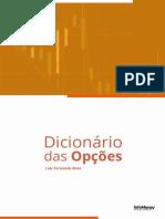 eBook Dicionario Opcoes