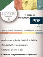 Aula - Comunicação em Saúde
