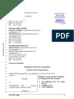 Jane Does v Salesforce - 2nd Amended Complaint