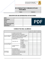 REGISTRO DE CONDUCTAS COMUNICATIVAS