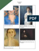 Pinturas de Emilia Bertolé