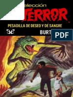 Pesadilla de Deseo y de Sangre - Burton Hare