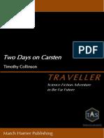 Traveller - Two Days on Carsten