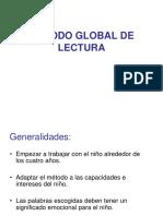 METODO GLOBAL DE LECTURA.ppt