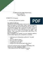 2010_Franceză_Etapa locala_Subiecte_Clasa a VIII-a_1.doc
