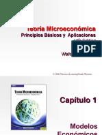 Teoría Microeconomia