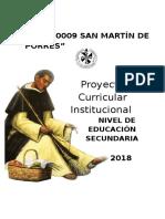 PCI-2018-2021- San Martin de Porres