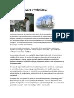 QUÍMICA Y TECNOLOGÍA.doc