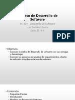 t01. Proceso de Desarrollo de Software