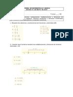 Prueba 8° básico fracciones y decimales (1)