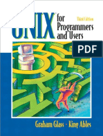 Glass and Ables - Unix® for Programmers and Users (3rd ed. 2003)