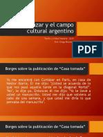 cortazar y el campo cultural argentino