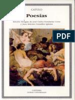389166374 Catulo Poesias Catedra PDF