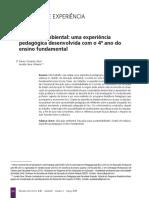Artigo - Educação Ambiental