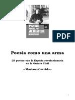 Poesia Como Un Arma Mariano Garrido