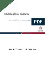 Tributación de contratos_Presunción de retiros artículo 21 LIR.pptx