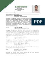 CV Cristopherfariasgonzalez