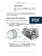 Chapter 4 - Induction Motors