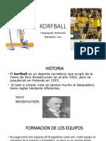 Korfball FINALLL 1