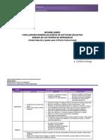 Evaluación Formativa del curso virtual en perueduca