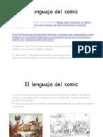Lenguaje Del Comic